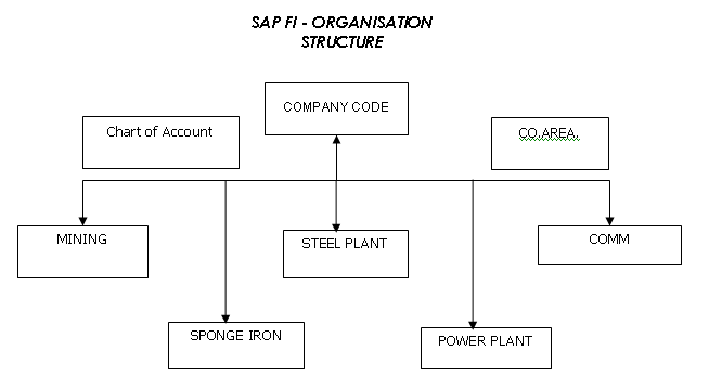 Enterprise Structure in SAP-FICO