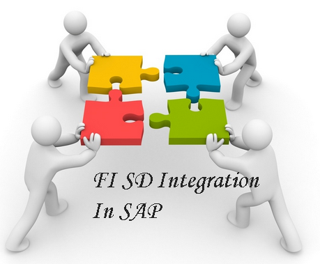 FI-SD Integration - Revenue Account Determination