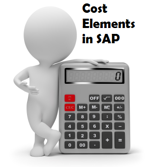 What is cost element in SAP controlling module
