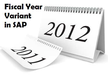 Defining Fiscal Year Variant in SAP FICO Module
