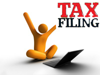 How online efilling of your income tax return works