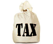 Income tax surcharge