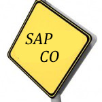 How to enter profit center document in sap co
