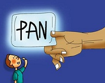 PAN details mandatory for comparny registration