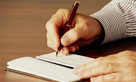 What are the different types of Cheque issued in India