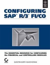Configuring ERP Financial and Controlling