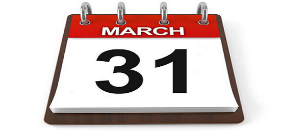 uniform financial year should end on 31st march - companies act 2013