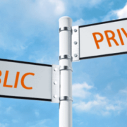 public to private company