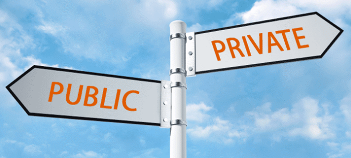 convert public limited company to private limited company