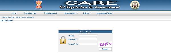 ca firm registration