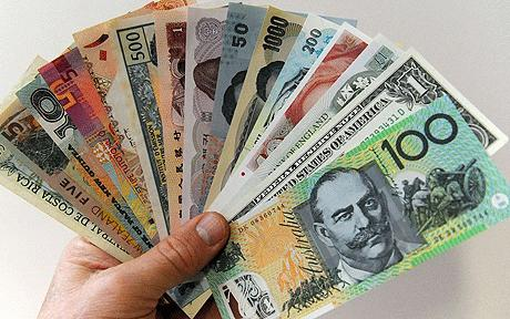 Aussie forex money exchange