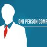one person company or opc