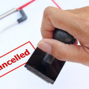 GST cancelled